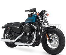 Forty-eight XL 1200 X