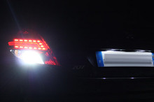 Reversing light LEDs
