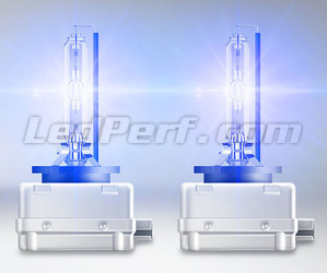 Bluish Light Xenon Bulbs D1S Osram Xenarc Cool Blue Boost 7000K - 66140CBB-HCB