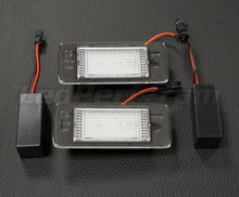 Pack of 2 LEDs modules licence plate OPEL (Type 2)