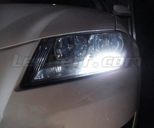 Daytime running light LED pack (xenon white) for Audi A3 8P Facelift (restyled)