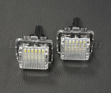 Pack of 2 LEDs modules licence plate MERCEDES (type 3)