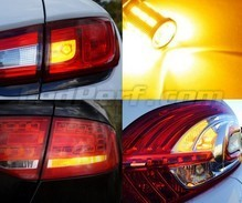 Rear LED Turn Signal pack for Peugeot 407
