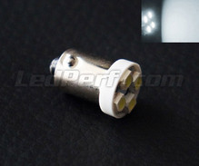 T4W LED - BA9S Base - White - Efficacity