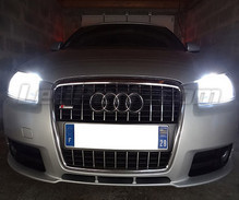 Xenon Effect bulbs pack for Audi A3 8P headlights