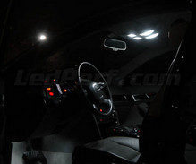 Interior Full LED pack (pure white) for Audi A6 C7