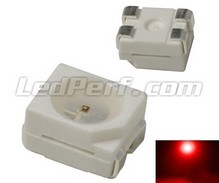 TL LED PLCC4 - Red - 130mcd