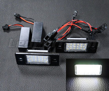 Pack of 2 LEDs modules licence plate for Volkswagen Passat B5