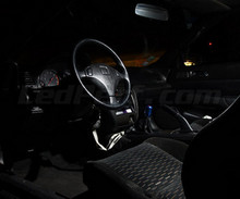 Interior Full LED pack (pure white) for Honda Prelude 5G