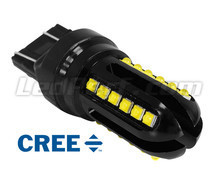 W21/5W LED Bulb T20 Ultimate Ultra Powerful - 24 Leds CREE - Anti OBC Error
