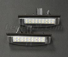 Pack of 2 LEDs modules licence plate TOYOTA and LEXUS (type 3)