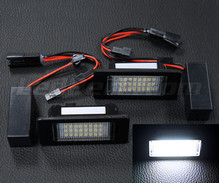 Pack of 2 LEDs modules licence plate for Audi A6 C7