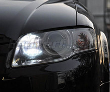 Daytime running light pack (xenon white) for Audi A4 B7