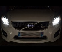 Xenon Effect bulbs pack for Volvo C30 headlights