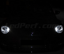 (xenon white) daytime running light/sidelight pack for Volkswagen New Beetle 2012