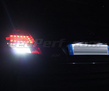 Backup LED light pack (white 6000K) for Peugeot 207