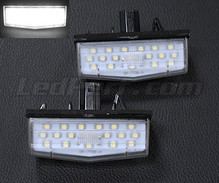 Pack of 2 LEDs modules licence plate for Toyota Prius