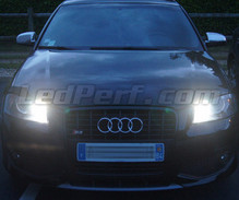 Daytime running light pack (xenon white) for Audi A3 8P No-facelift