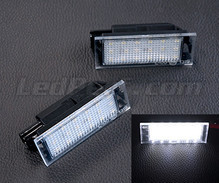 Pack of 2 LEDs modules licence plate for Renault Clio 4