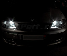 Sidelights LED Pack (xenon white) for BMW Serie 1 (E81 E82 E87 E88)