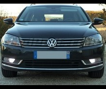 Daytime running light pack (xenon white) for Volkswagen Passat B7