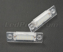 Pack of 2 LEDs modules licence plate VW Audi Seat Skoda (type 13)