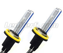Pack of 2 H9 8000K 55W Xenon HID replacement bulbs