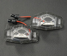 Pack of 2 LEDs modules licence plate HONDA (type 1)
