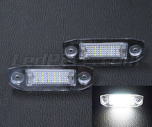 Pack of 2 LEDs modules licence plate for Volvo S60 D5