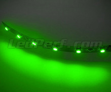 Standard flexible strip with 6 leds TL SMD green