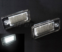 Pack of 2 LEDs modules licence plate for Audi Q7