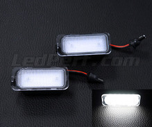 Pack of 2 LEDs modules licence plate for Jaguar XJ8