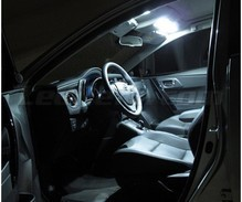 Interior Full LED pack (pure white) for Toyota Auris MK2