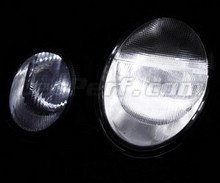 Sidelights LED Pack (xenon white) for Mercedes CLK (W208)