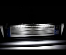 LED Licence plate pack (xenon white) for Volkswagen Passat B5