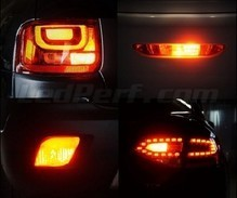 Rear LED fog lights pack for Nissan Micra IV