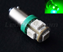 T4W LED - BA9S Base - Green - Xtrem
