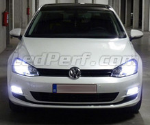 Xenon Effect bulbs pack for Volkswagen Golf 7 headlights