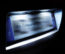 LED Licence plate pack (pure white) for Ford Kuga 2