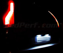 LED Licence plate pack (pure white) for Citroen C4 Picasso