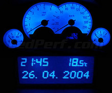 Instrument panel LED kit for Opel Corsa C