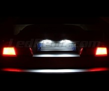 LED Licence plate pack (xenon white) for Saab 9-5