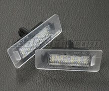 Pack of 2 LEDs modules licence plate HYUNDAI and KIA