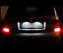 Rear LED Licence plate pack (pure white 6000K) for Audi A2