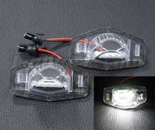 Pack of 2 LEDs modules licence plate for Honda Jazz