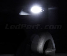 Interior Full LED pack (pure white) for Citroen C4 Cactus