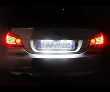 LED Licence plate pack (pure white) for BMW 5 Series (E60 E61)