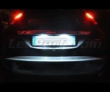 LED Licence plate pack (xenon white) for Ford Focus MK1