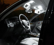 Interior Full LED pack (pure white) for Audi A5 8T - Plus