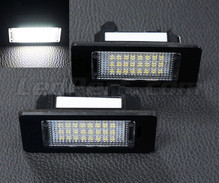 Pack of 2 LEDs modules licence plate for BMW Serie 1 (E81 E82 E87 E88)